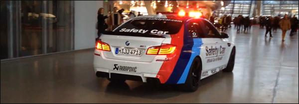 BMW M5 F10 Akrapovic