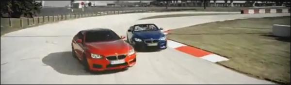 BMW M6 Coupé en Cabrio 2012