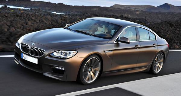 BMW M6 Gran Coupé 2013