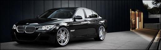 BMW M7 Impressie