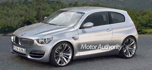 BMW Minicar Preview 2010