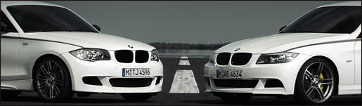 BMW Performance 2009 1-series 3-series