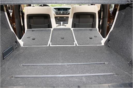 BMW X1 Interieur
