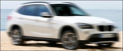 Teaser: BMW X1