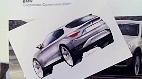 BMW X4 Preview