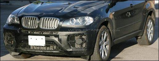 BMW X5 M-versie?