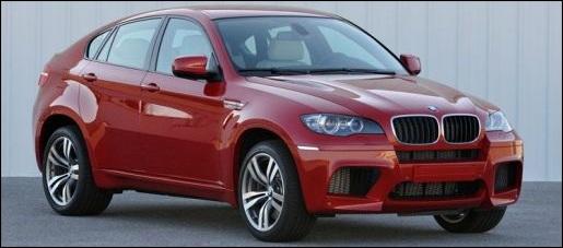 Gelekt: BMW X6 M