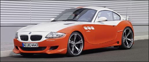BMW Z4 M AC Schnitzer PROFILE