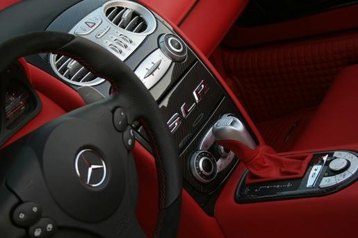 Brabus SLR McLaren Roadster