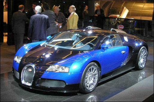 Bugatti Veyron - 3