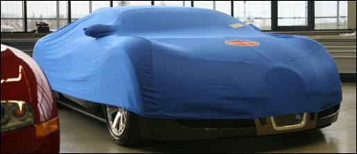 Bugatti Veyron Hermès