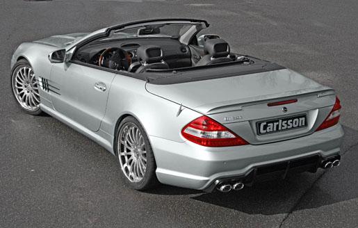 Carlsson CK50 Mercedes SL500