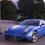 Gelekt: Touring Superleggera Berlinetta Lusso