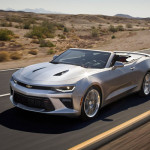 Officieel: Chevrolet Camaro Convertible 2016