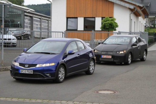 Civic Old-New