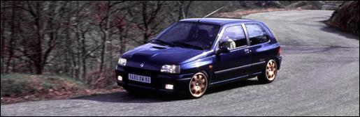 Clio Williams 1992