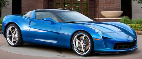 Corvette C7 Teaser