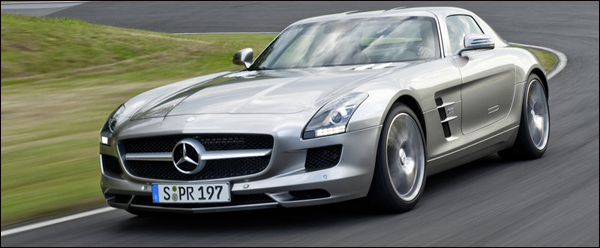 cover sls amg