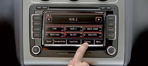 VW touch