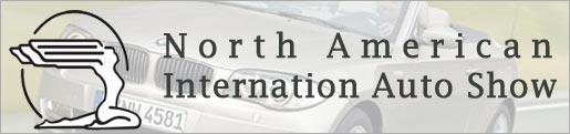 Detroit autosalon NAIAS