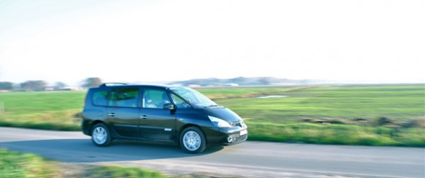 renault espace driving