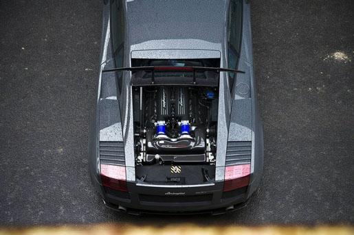 Edo Competition Lamborghini Gallardo Superleggera