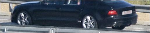 Spyshots: Audi A7