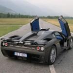 Lavazza GTX-R - fake Ferrari Enzo