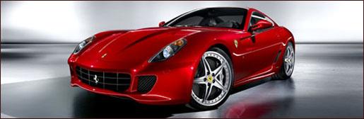Michael Schumacher | Ferrari 599 GTB HGTE