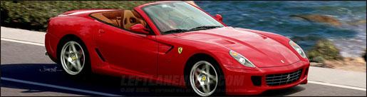 Ferrari 599 GTB Barchetta