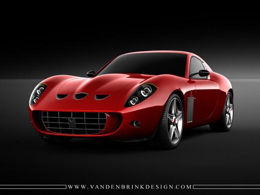 Ferrari Vandenbrink GTO
