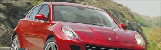 Ferrari SUV project F151