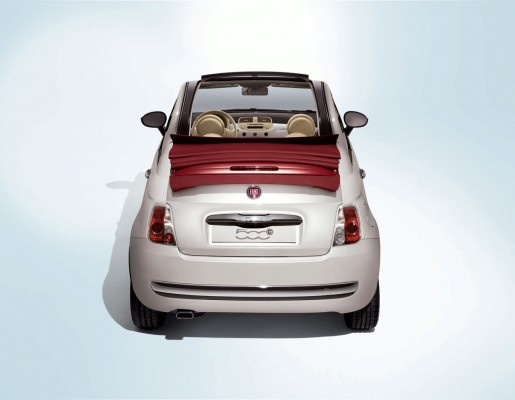 Fiat 500C Cabrio