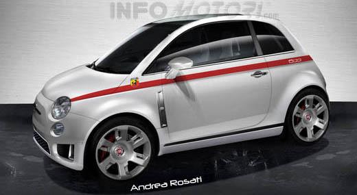 Fiat Abarth Sportversie