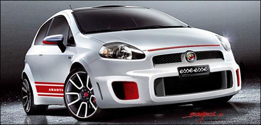 Fiat Grande Punto Abarth SS Concept