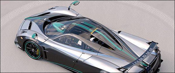 Dit is - zonder tegenbericht - de laatste Pagani Huayra BC Coupe