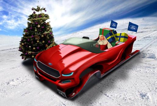 Ford Evos Slee