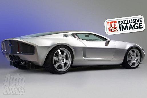 Ford GT Hybrid