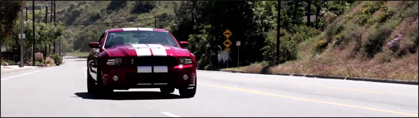 Mustang Shelby GT500 2012