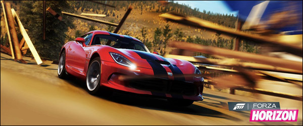 forza horizon Gamespot 2012 nominees