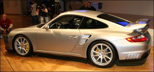 frankfurt Porsche 911 GT2