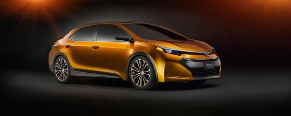 Toyota furia corolla concept