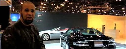 Garage 419 Aston Martin DBS