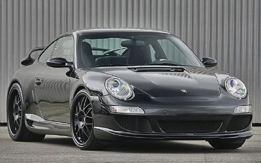Gemballa Porsche 911 GT380 Aero Kit