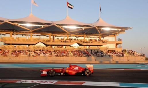 GP Abu Dhabi 2011 - Fernando Alonso
