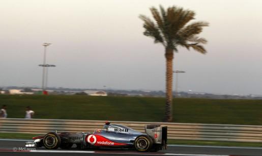 GP Abu Dhabi 2011 - Lewis Hamilton