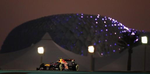 GP Abu Dhabi 2011 - Mark Webber