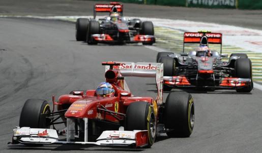 GP Brasil 2011 - Fernando Alonso