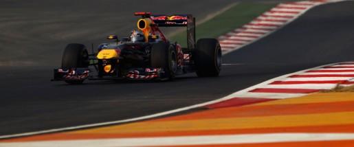 GP India 2011 - Vettel