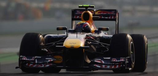 GP India 2011 - Webber